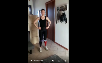 LOW BODY WORKOUT con Chiara