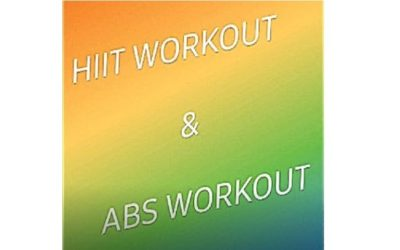 HIIT & ABS WORKOUT con Giulia