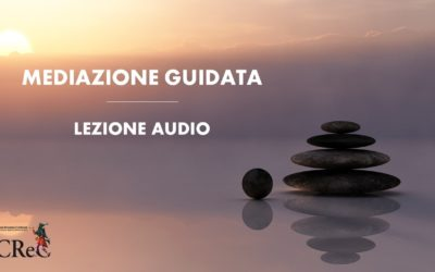 LEZIONE AUDIO – Mediazione guidata