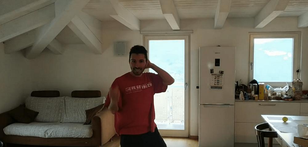Allenamento Autonomo – video 8
