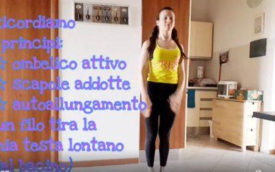 PILATES MAT – LIVELLO MEDIO/AVANZATO con Chiara