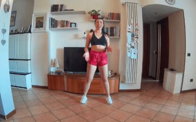 POTENZIAMI CON L'AEROBICA con Francesca