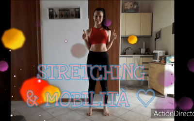 Stretching e Mobilità con Chiara